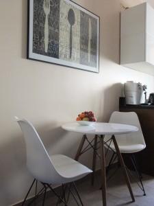stół śniadaniowy - nowa funkcja